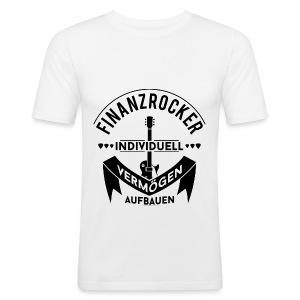 Männer Slim Fit-Shirt - Männer Slim Fit T-Shirt