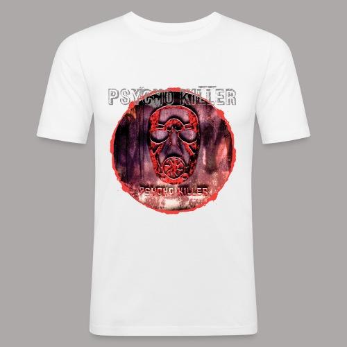 PSYCHO KILLER / T-SHIRT SLIMFIT MEN #2 - slim fit T-shirt
