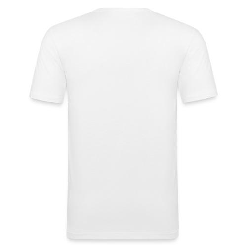 Slim Shirt FlaKöp - Männer Slim Fit T-Shirt