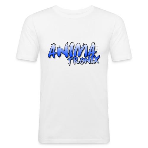 AnimaTroniX Shirt - Men's Slim Fit T-Shirt