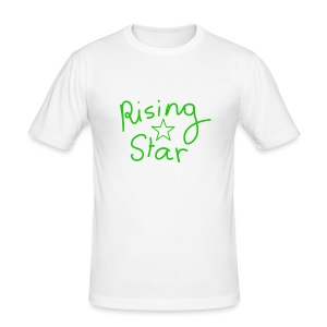 Rising Star - Men's Slim Fit T-Shirt
