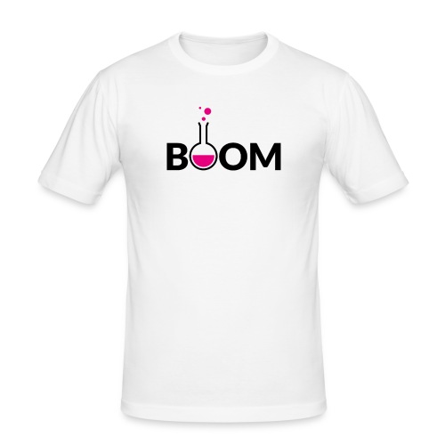 Chemical Boom - Slim Fit - Men's Slim Fit T-Shirt