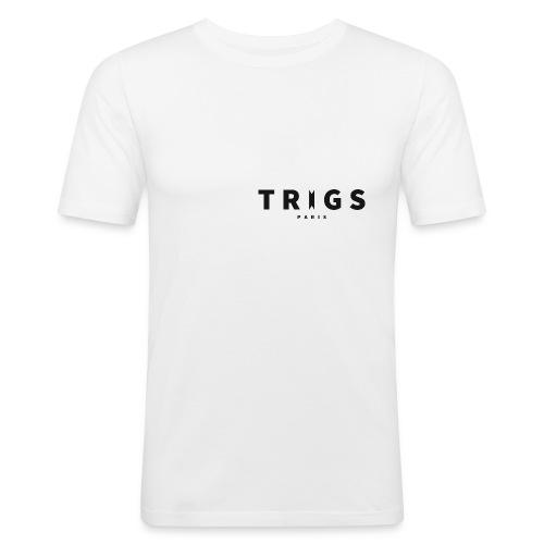 Trigs - T-shirt près du corps Homme