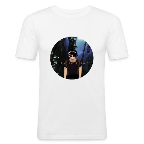 DJ Ak47 A Thiefs End 2016 T-shirt - Camiseta ajustada hombre