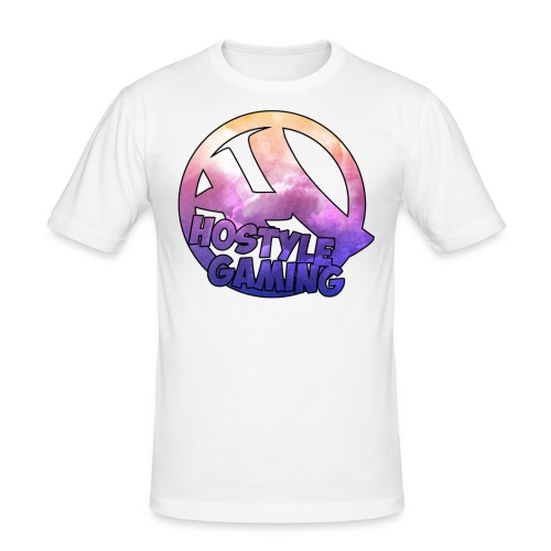 Ho Style Gaming Space édition - T-shirt près du corps Homme
