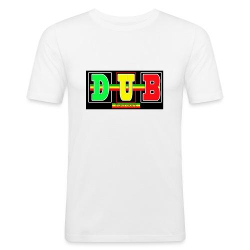 Fingerz DUB - Men's Slim Fit T-Shirt