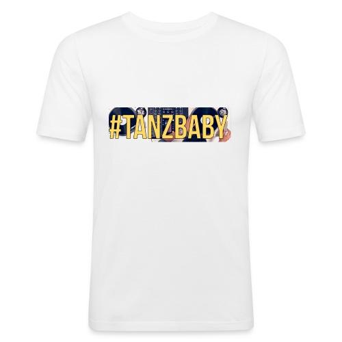Tanz Baby 2 (Männer Slim Fit) - Männer Slim Fit T-Shirt