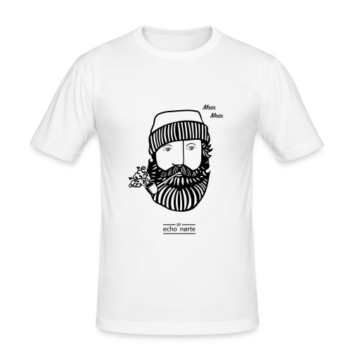 # Matrose - Männer Slim Fit T-Shirt