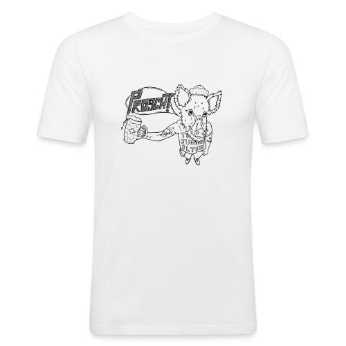 Wildsau-W-Men - Männer Slim Fit T-Shirt