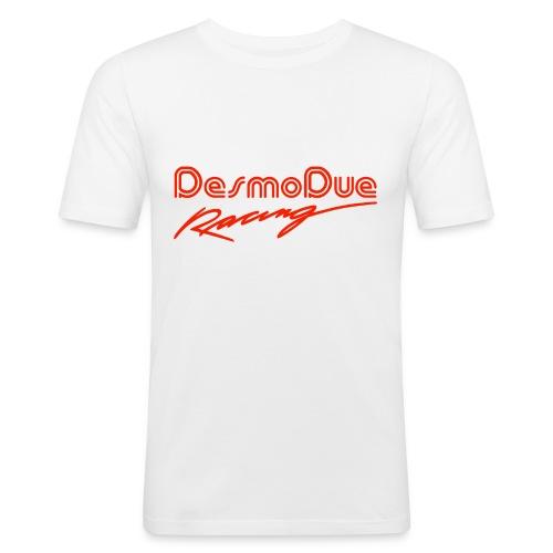 DesmoDue Racing Slim Fit T Shirt - Men's Slim Fit T-Shirt