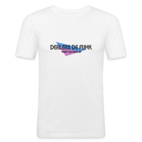 Tshirt dealers de Funk by - Tee shirt près du corps Homme