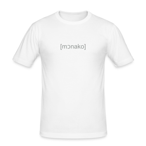 Monaco - Männer Slim Fit T-Shirt