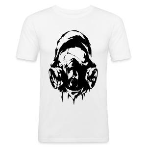 ST GC 2017 white - Männer Slim Fit T-Shirt