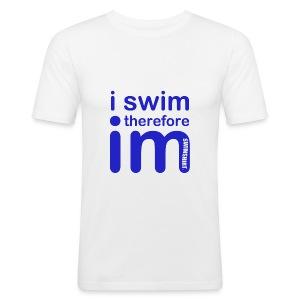 I.M. SWIMMER SLIM - Men's Slim Fit T-Shirt