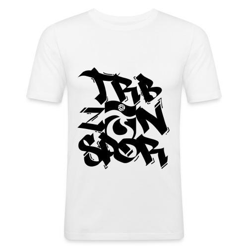 TRBZ0NSPOR - Herren Tshirt - Slim Fit - Männer Slim Fit T-Shirt