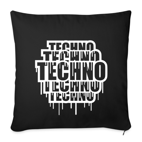Techno Pillow - Sofakissenbezug 44 x 44 cm