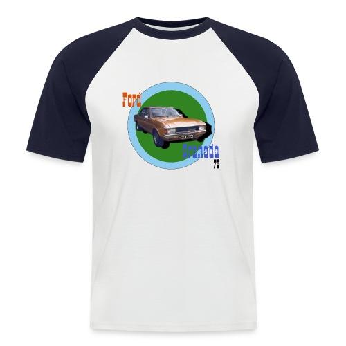 Ford Granada 76 - Männer Baseball-T-Shirt