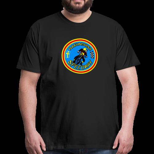 T-shirt Premium, Njudungarna Vintage - Premium-T-shirt herr