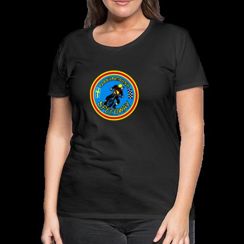 T-shirt dam Premium, Njudungarna Vintage - Premium-T-shirt dam
