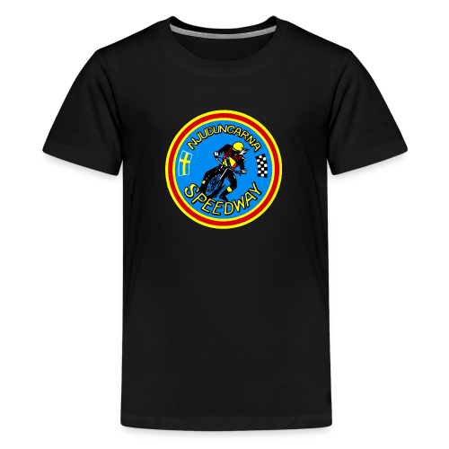 T-shirt tonåring Premium, Njudungarna Vintage - Premium-T-shirt tonåring