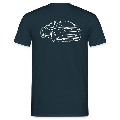T-shirt Z4 coupé (motif blanc) - T-shirt Homme
