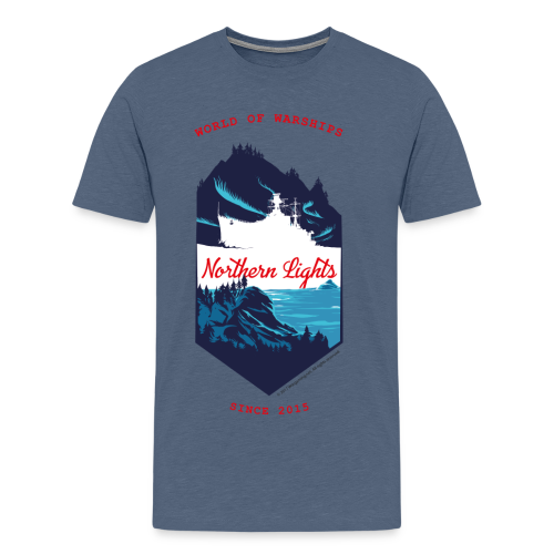 World of Warship Men T-Shirt - Men's Premium T-Shirt