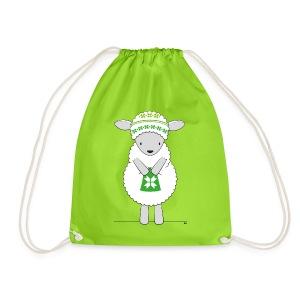 Sheep knitting - Gymtas