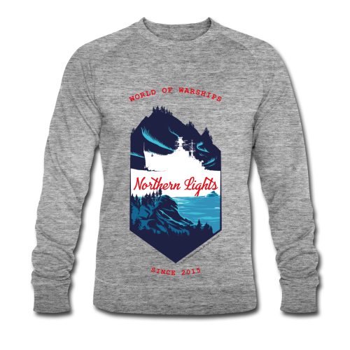 World of Warship Men Sweatshirt - Men's Organic Sweatshirt by Stanley & Stella