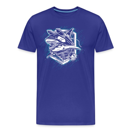 World of Warships - Men's T-Shirt - Men's Premium T-Shirt