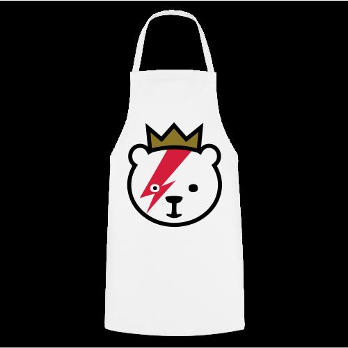 Bowie-Bär in Berlin - Kochschürze