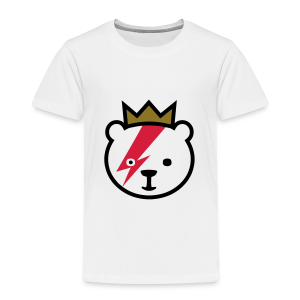 Bowie-Bär in Berlin - Kinder Premium T-Shirt