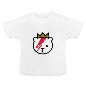 Bowie-Bär in Berlin - Baby T-Shirt