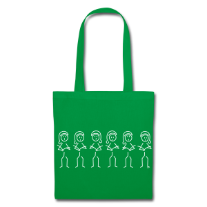Christmas Choir - Tote Bag
