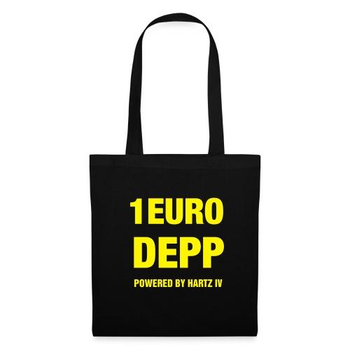 1 EUR DEPP - Stoffbeutel
