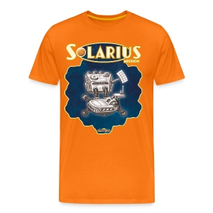 Solarius Space Station - Männer Premium T-Shirt