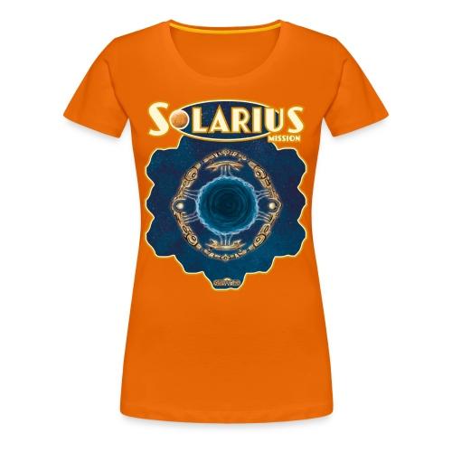 Solarius Portal - Frauen Premium T-Shirt