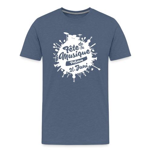 Fête Potsdam Shirt - Männer Premium T-Shirt