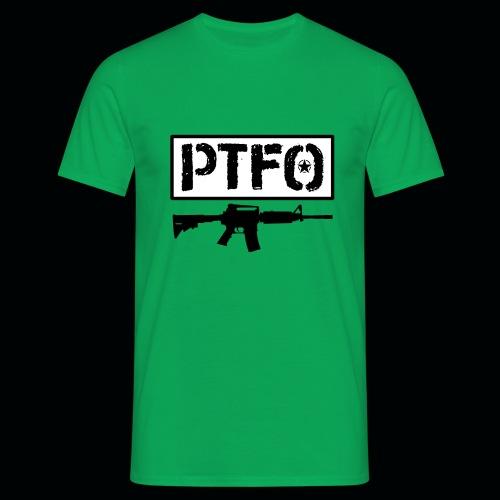 PTFO Men's T-Shirt. - Men's T-Shirt