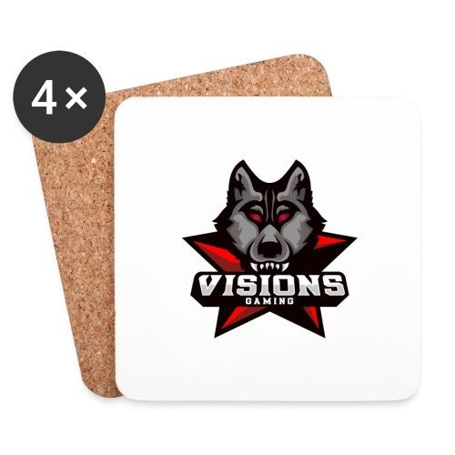 Visions Gaming Untersetzer (4er-Set) - Untersetzer (4er-Set)