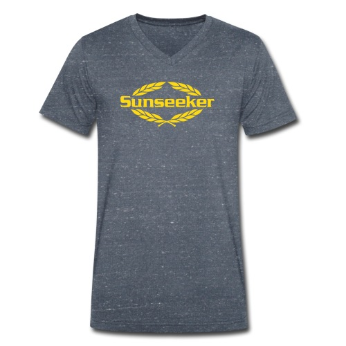 sun - Männer Bio-T-Shirt mit V-Ausschnitt von Stanley & Stella