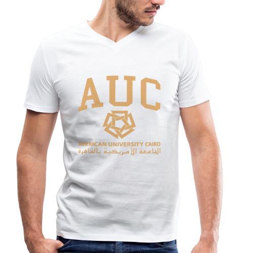auc - Männer Bio-T-Shirt mit V-Ausschnitt von Stanley & Stella