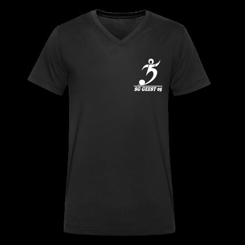 Ultra Scene Supporters Edition Männer T-Shirt - Männer Bio-T-Shirt mit V-Ausschnitt von Stanley & Stella