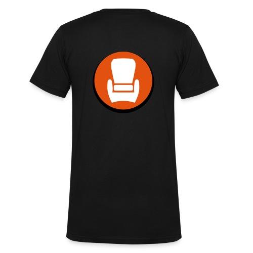 KuPa Herren-T-Shirt V - Männer Bio-T-Shirt mit V-Ausschnitt von Stanley & Stella