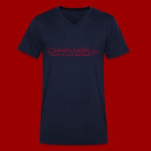T-Shirt V-Neck HL1 (Men) - Männer Bio-T-Shirt mit V-Ausschnitt von Stanley & Stella