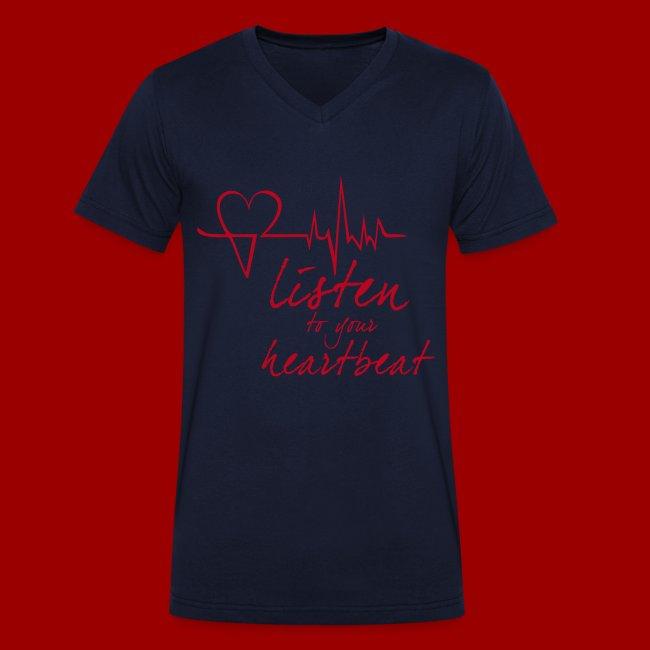 T-Shirt V-Neck HL3 (Men)