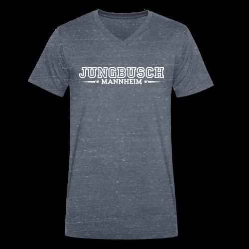 Jungbusch Mannheim [m] - Männer Bio-T-Shirt mit V-Ausschnitt von Stanley & Stella