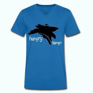 hungry vamp - Männer Bio-T-Shirt mit V-Ausschnitt von Stanley & Stella
