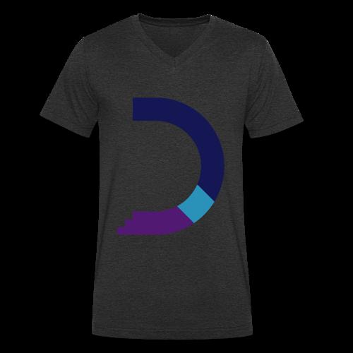 dreamshirt men grey - color - Männer Bio-T-Shirt mit V-Ausschnitt von Stanley & Stella