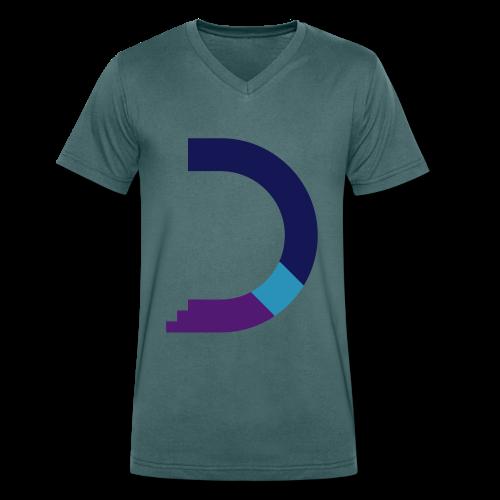 dreamshirt men green - color - Männer Bio-T-Shirt mit V-Ausschnitt von Stanley & Stella