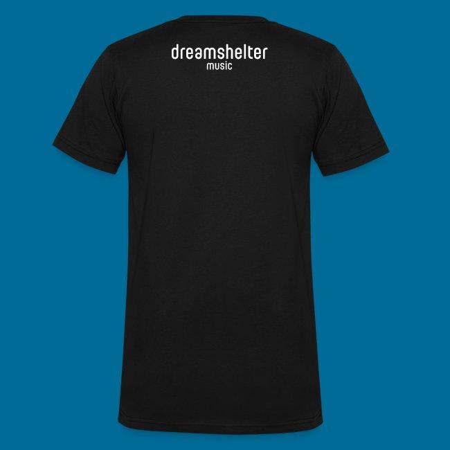 dreamshirt men black - white